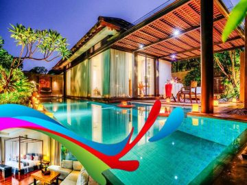 Javana Royal Villas Seminyak Profile