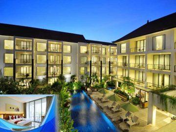Taksu Sanur Hotel Profile
