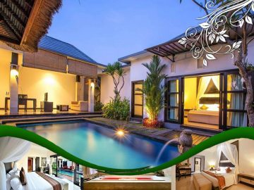 Grand La Villais Villas and Spa Seminyak Profile